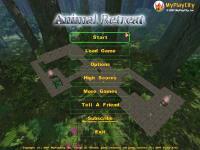 Screenshot programu Animal Retreat 1.0