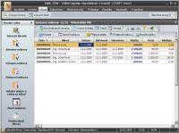 Screenshot programu ANTIK 2008.8.114.4