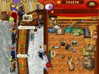 Screenshot programu Antique Shop
