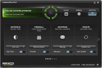 Screenshot programu AntivirusPlus 2012 15.0.31