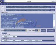 Screenshot programu Ape2CD 5.5.3