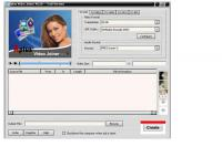 Screenshot programu Aplus Video Joiner 8.79