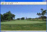 Screenshot programu APT Golf 2.12