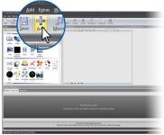 Screenshot programu AquaSoft SlideShow Ultimate 7.7.11