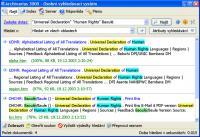 Screenshot programu Archivarius 3000 4.72