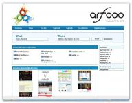 Screenshot programu Arfooo 2.0.2