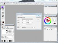 Screenshot programu Artweaver Free 5.1.2