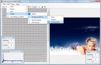 Screenshot programu Ascii Generator dotNET 0.9.1
