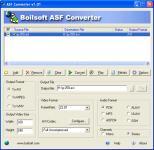 Screenshot programu ASF Converter 2.68