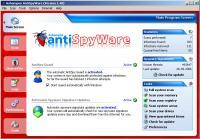 Screenshot programu Ashampoo AntiSpyWare 2.10