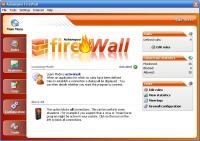 Screenshot programu Ashampoo FireWall FREE 1.20