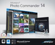 Screenshot programu Ashampoo Photo Commander 14.0.1