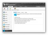 Screenshot programu Ashampoo WinOptimizer 12.00.32