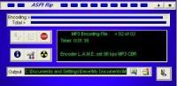 Screenshot programu ASPI Rip 4.0.0