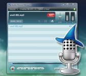 Screenshot programu Audio Record Wizard 6.5