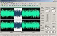 Screenshot programu AudioEdit Deluxe 5.01