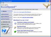 Screenshot programu AusLogics BoostSpeed 8.1.2.0