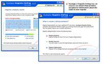 Screenshot programu Auslogics Registry Defrag 9.1.2.0