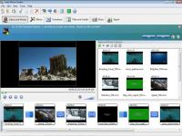 Screenshot programu Auto Movie Creator 3.26