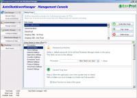 Screenshot programu Auto Shutdown Manager 4.9.7.11