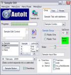 Screenshot programu AutoIt 3.3.10.0