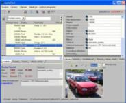 Screenshot programu AutoClick 3.0