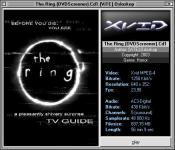 Screenshot programu Autorun for DivX and Xvid 3.0.0