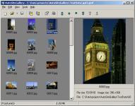 Screenshot programu AutoSiteGallery 2.03