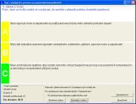Screenshot programu Autoškola 2006 2.20