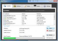 Screenshot programu AutoUP 2.3.1