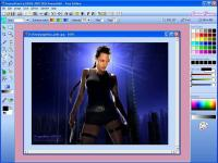 Screenshot programu AvancePaint 2.2.1