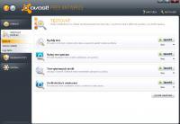 Screenshot programu avast! Free Antivirus 9.0.2016