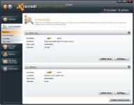 Screenshot programu Avast 5.0.7 beta