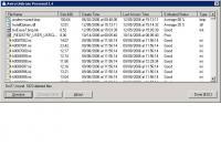 Screenshot programu Avira UnErase 1.4 Personal