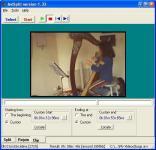 Screenshot programu AviSplit Classic 1.43