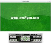 Screenshot programu AVS Media Player 4.1