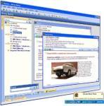 Screenshot programu Awasu Personal Edition 2.4