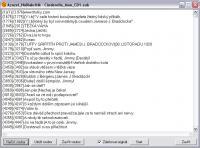 Screenshot programu Azazel NoDiakritik 2.0
