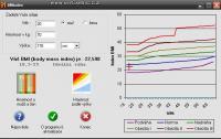 Screenshot programu BMIndex 1.1
