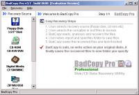 Screenshot programu BadCopy Pro 4.10