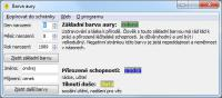 Screenshot programu Barva aury 1511250