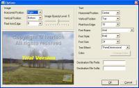 Screenshot programu Batch Watermarker 2.0.0
