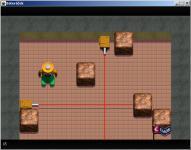 Screenshot programu Bateráček 0.9