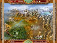 Screenshot programu Bato Tibetan Puzzle