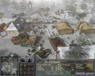 Screenshot programu Battle of the Bulge