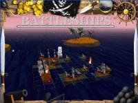 Screenshot programu Battleships 3D 1.12