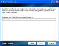 Screenshot programu Beast Removal Tool 1.0