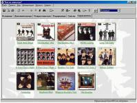 Screenshot programu Beatles Forever 2.70