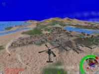 Screenshot programu Becherovka Combat Simulator