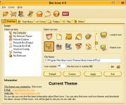 Screenshot programu Bee Icons  4.0.3